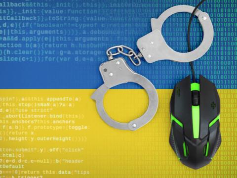 В Украине пойман киберпреступник, продававший миллиарды учётных данных