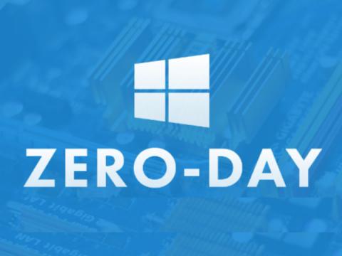Команда ZDI раскрыла пять 0-day в Windows, Microsoft не спешит патчить