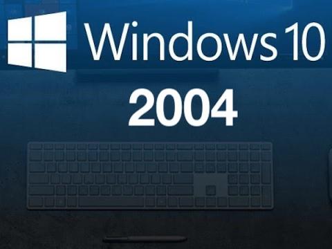 Чёрный внешний монитор — новый баг Windows 10 2004