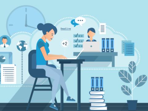 85% сотрудников малых компаний используют личные устройства для работы