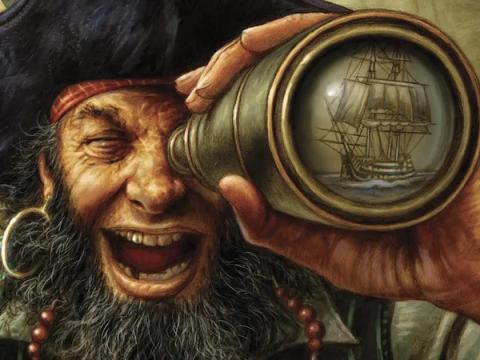 Пираты в России начали тонуть в 2019-ом, но выплыли в 2020 году