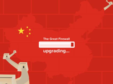 Великий китайский файрвол теперь блокирует HTTPS-трафик с TLS 1.3 и ESNI