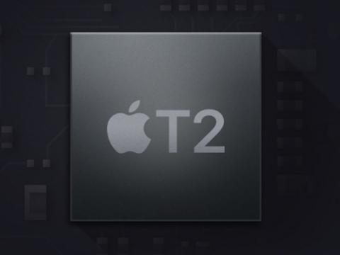 Два эксплойта могут взломать защитный чип Apple T2 (MacBook, iMac)