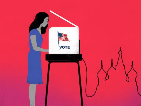 Иран и Россия получили данные регистраций избирателей, заявили в США