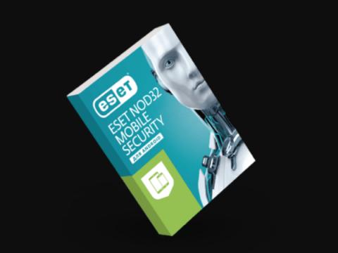Новый ESET NOD32Mobile Security защитит платежи пользователейAndroid