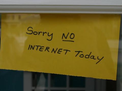 Российские пользователи интернета столкнулись с глобальным сбоем