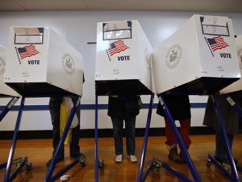 В США данные 1,8 млн избирателей оказались в свободном доступе в Сети