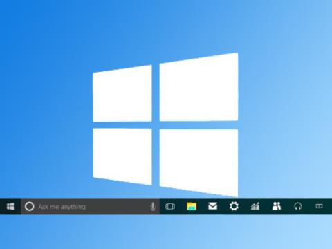 Обновление KB5003214 вызвало странное поведение панели задач Windows 10