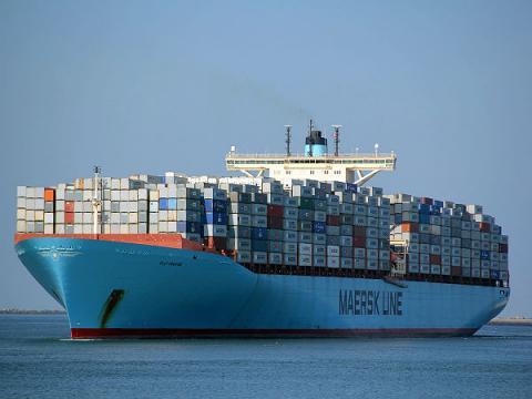 Maersk также подверглась хакерской атаке
