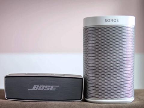 Умные колонки Sonos и Bose можно взломать и воспроизвести любой звук