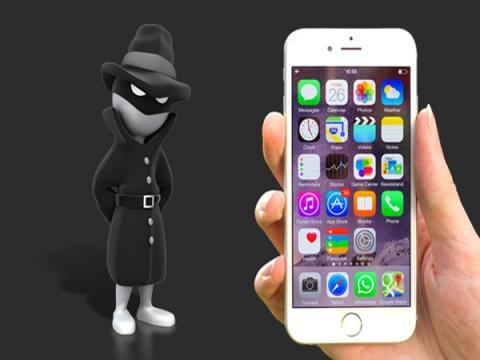 iPhone-приложения могут следить за пользователями через камеру