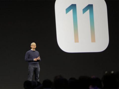 С выпуском iOS 11.1 была устранена WPA2-уязвимость KRACK