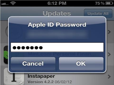 Apple открыла лазейку для фишинга в iOS, утверждает разработчик