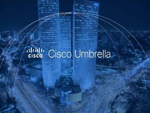 Облачный шлюз интернет-безопасности Cisco Umbrella доступен в России
