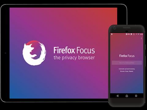 Новая версия приватного браузера Firefox Focus получила новые функции