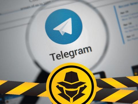 Новый вредонос использует Telegram в качестве командного центра