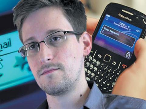 Эдвард Сноуден показал мобильное приложение для защиты от слежки