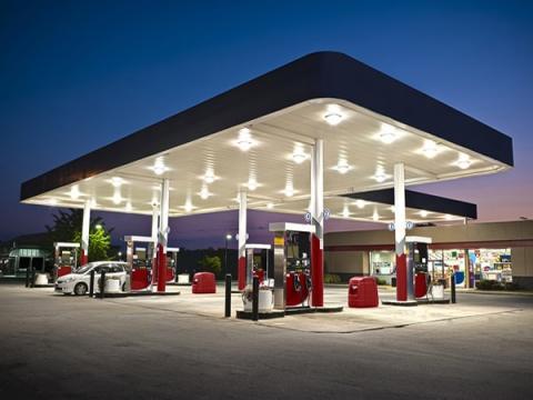 Вредоносная программа недоливала бензин на российских автозаправках