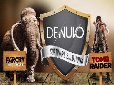 Специалистам удалось взломать антипиратскую защиту Denuvo 4.8