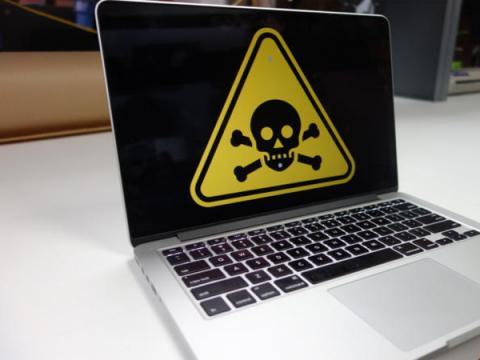 Шпионская программа для Mac, MacSpy, предлагается бесплатно на форумах