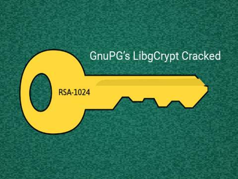 Атака по сторонним каналам на Libgcrypt позволяет восстановить ключ RSA