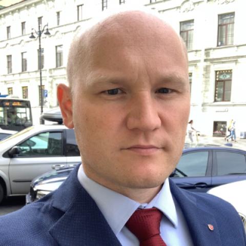 Аркадий Прокудин: Один из рисков с точки зрения безопасности — это человеческий фактор