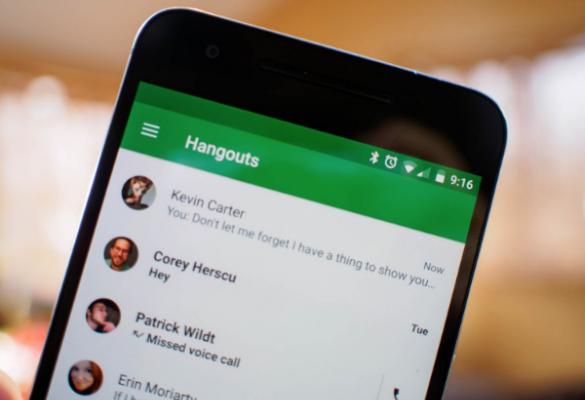 Google закроет стандартную версию Hangouts в октябре