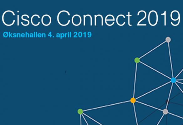 Открыта онлайн-регистрация на конференцию Cisco Connect-2019