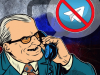 Роскомнадзор заблокировал водонагреватель россиянина из-за Telegram