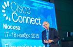 Чем запомнится московская Cisco Connect — 2015