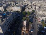 Сирийские хакеры опубликовали видео постановки химатаки в Идлибе