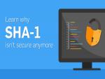 21% веб-сайтов все еще используют SHA-1