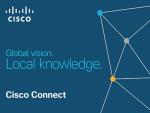 Объявлена программа конференции Cisco Connect-2019