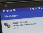 Messages в Android теперь может верифицировать сообщения, отсеивать спам