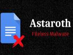 Microsoft зафиксировала очередную вспышку бесфайловых атак Astaroth