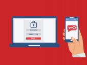 Двухфакторная аутентификация с помощью ESET Secure Authentication