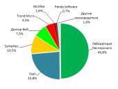 Анализ рынка антивирусной защиты в России 2009-2010