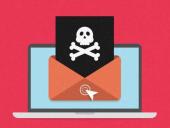 Большинство спам-писем содержат вредоносные URL, а не вложения