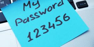 Каждый 142-й пароль — 123456