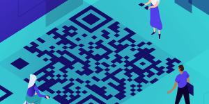 71% пользователей не может отличить вредоносные QR-коды от безобидных