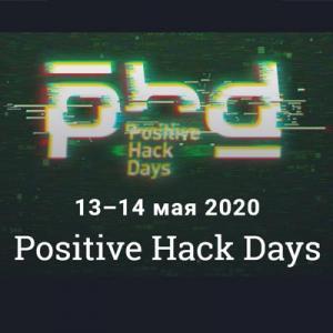 Positive Hack Days 2020