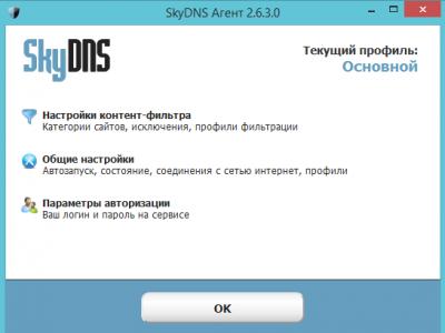 Быстрая настройка контентной фильтрации на предприятии при помощи SkyDNS