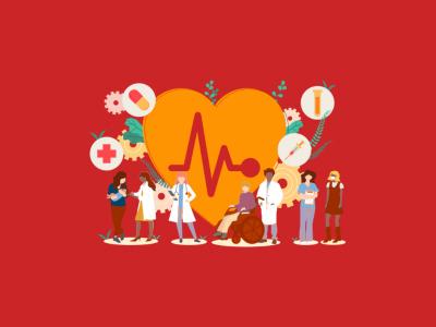 Обработка информации о здоровье в период пандемии: опыт России и Великобритании