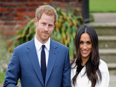В Сеть слиты интимные снимки невесты принца Гарри