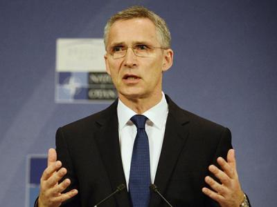 Столтенберг: НАТО не определила для себя киберпротивника