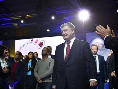 Порошенко подписал закон о принципах обеспечения ИБ Украины