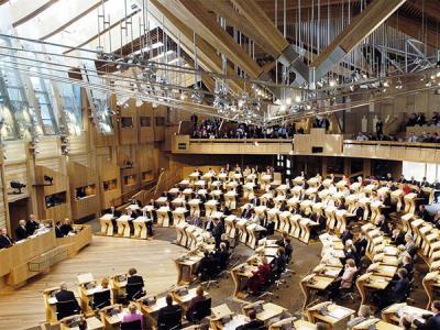 Хакеры атаковали парламент Шотландии