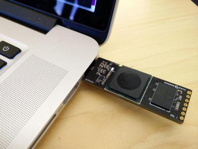 Модифицированный Ethernet адаптер может красть данные с ПК и Mac