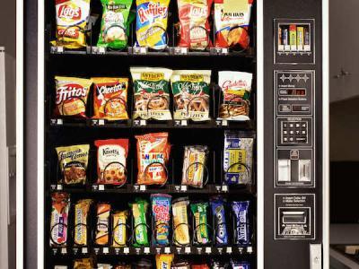 В торговых автоматах Argenta найден баг безлимитных средств