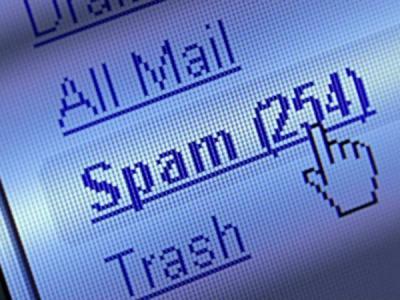 Впервые с 2009 года в сети наблюдается рост объемов спам рассылок